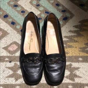 Authentic Salvatore Ferragamo loafers